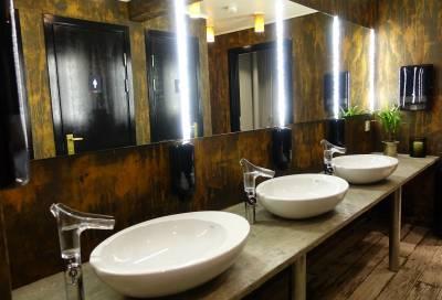 novacolor.dk, designisall.dk, toilet, Strømmen Storcenter